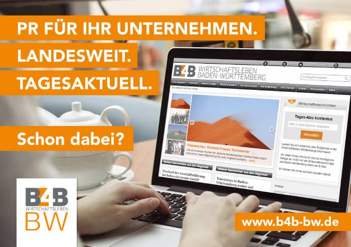 Mediadaten von B4B Baden-Württemberg