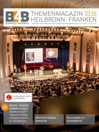 B4B Themenmagazin: Messen, Tagungen, Seminare & Events