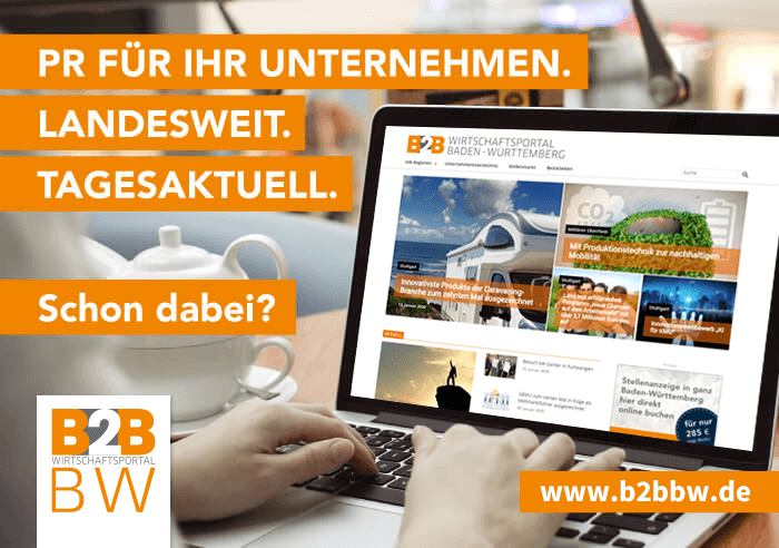 B2B Online-Portal